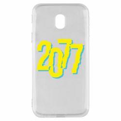 Чохол для Samsung J3 2017 2077 Cyberpunk
