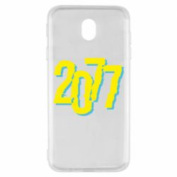 Чохол для Samsung J7 2017 2077 Cyberpunk