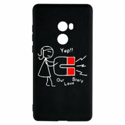 Чехол для Xiaomi Mi Mix 2 2302Our love story2