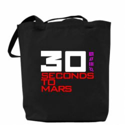 Сумка 30 seconds to Mars