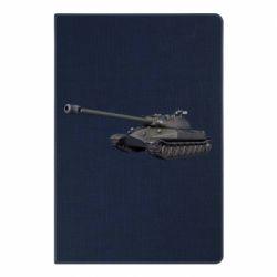 Блокнот А5 3Д Танк