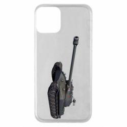 Чохол для iPhone 11 3Д Танк