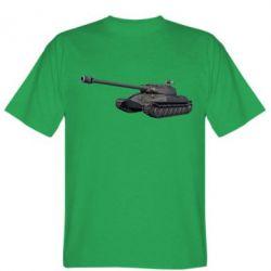 Мужская футболка 3Д Танк - FatLine