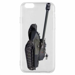 Чохол для iPhone 6/6S 3Д Танк