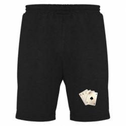 Мужские шорты 4 cards - FatLine