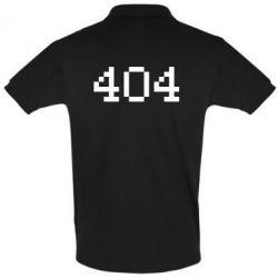 Футболка Поло 404