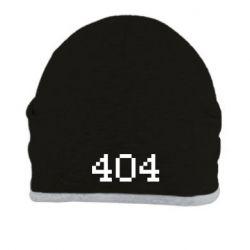 Шапка 404