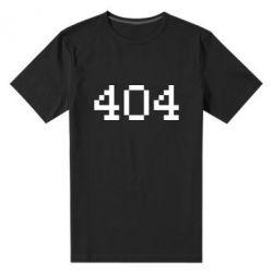 Мужская стрейчевая футболка 404