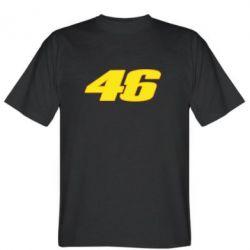 Мужская футболка 46 Valentino Rossi - FatLine