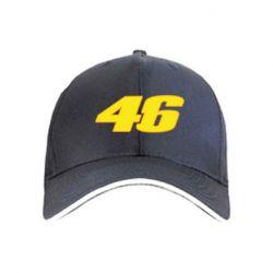 кепка 46 Valentino Rossi - FatLine