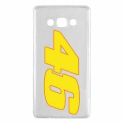 Чохол для Samsung A7 2015 46 Valentino Rossi