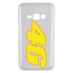 Чохол для Samsung J1 2016 46 Valentino Rossi