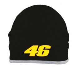 Шапка 46 Valentino Rossi - FatLine