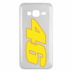 Чохол для Samsung J3 2016 46 Valentino Rossi