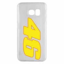 Чохол для Samsung S6 EDGE 46 Valentino Rossi