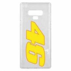 Чохол для Samsung Note 9 46 Valentino Rossi