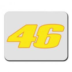 Коврик для мыши 46 Valentino Rossi - FatLine