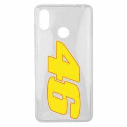 Чохол для Xiaomi Mi Max 3 46 Valentino Rossi