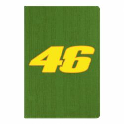 Блокнот А5 46 Valentino Rossi