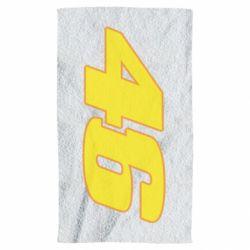 Рушник 46 Valentino Rossi