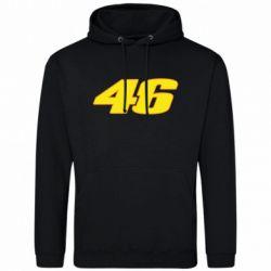 Толстовка 46 Valentino Rossi - FatLine