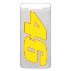 Чохол для Samsung A80 46 Valentino Rossi