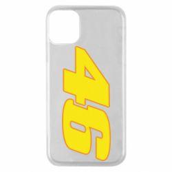 Чохол для iPhone 11 Pro 46 Valentino Rossi