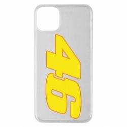 Чохол для iPhone 11 Pro Max 46 Valentino Rossi