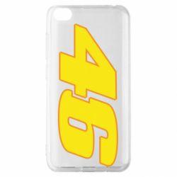 Чохол для Xiaomi Redmi Go 46 Valentino Rossi