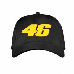 Детская кепка 46 Valentino Rossi - FatLine