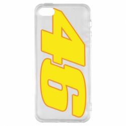 Чохол для iphone 5/5S/SE 46 Valentino Rossi