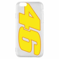 Чохол для iPhone 6/6S 46 Valentino Rossi