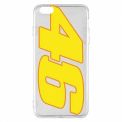 Чохол для iPhone 6 Plus/6S Plus 46 Valentino Rossi