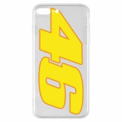 Чохол для iPhone 8 Plus 46 Valentino Rossi