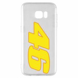 Чохол для Samsung S7 EDGE 46 Valentino Rossi