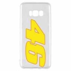 Чохол для Samsung S8 46 Valentino Rossi