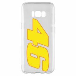 Чохол для Samsung S8+ 46 Valentino Rossi