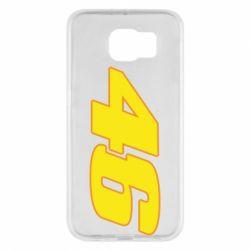 Чохол для Samsung S6 46 Valentino Rossi