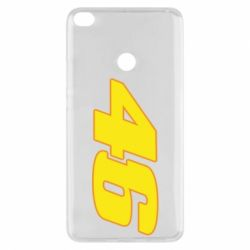 Чохол для Xiaomi Mi Max 2 46 Valentino Rossi