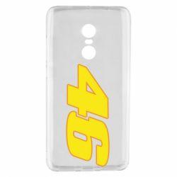 Чохол для Xiaomi Redmi Note 4 46 Valentino Rossi