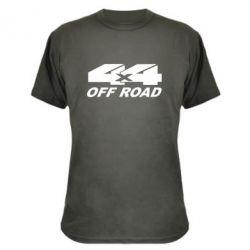 Камуфляжная футболка 4х4 Off Road