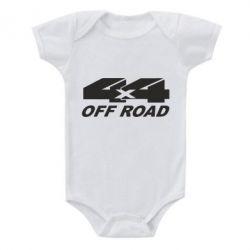 Детский бодик 4х4 Off Road