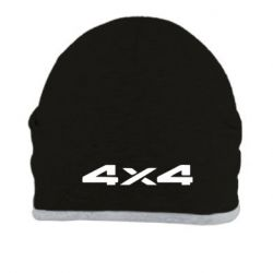 Шапка 4x4