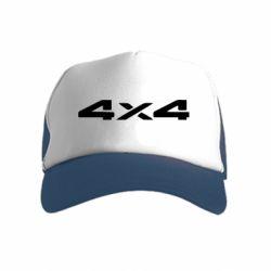 Детская кепка-тракер 4x4