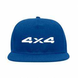 Снепбек 4x4 - FatLine