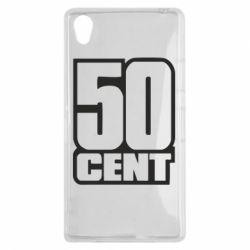 Чехол для Sony Xperia Z1 50 CENT - FatLine