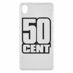 Чехол для Sony Xperia Z2 50 CENT - FatLine