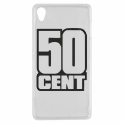 Чехол для Sony Xperia Z3 50 CENT - FatLine