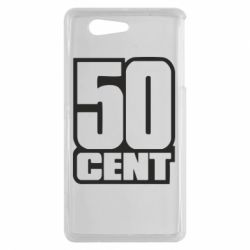 Чехол для Sony Xperia Z3 mini 50 CENT - FatLine