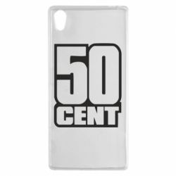 Чехол для Sony Xperia Z5 50 CENT - FatLine
